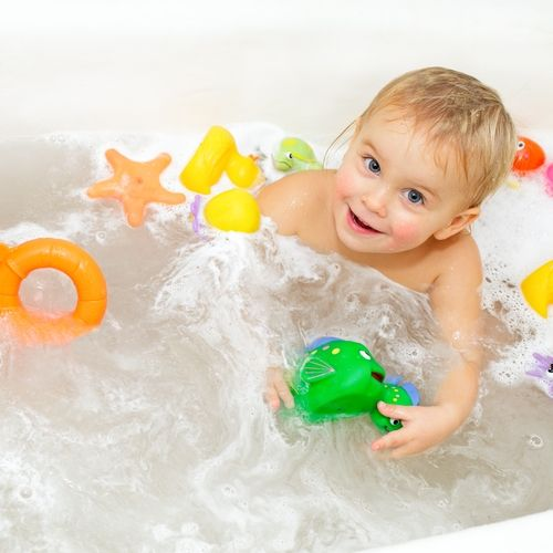 A kidfriendly bathroom can grow to suit their changing needs  16001529 40043065 0 14049847 500
