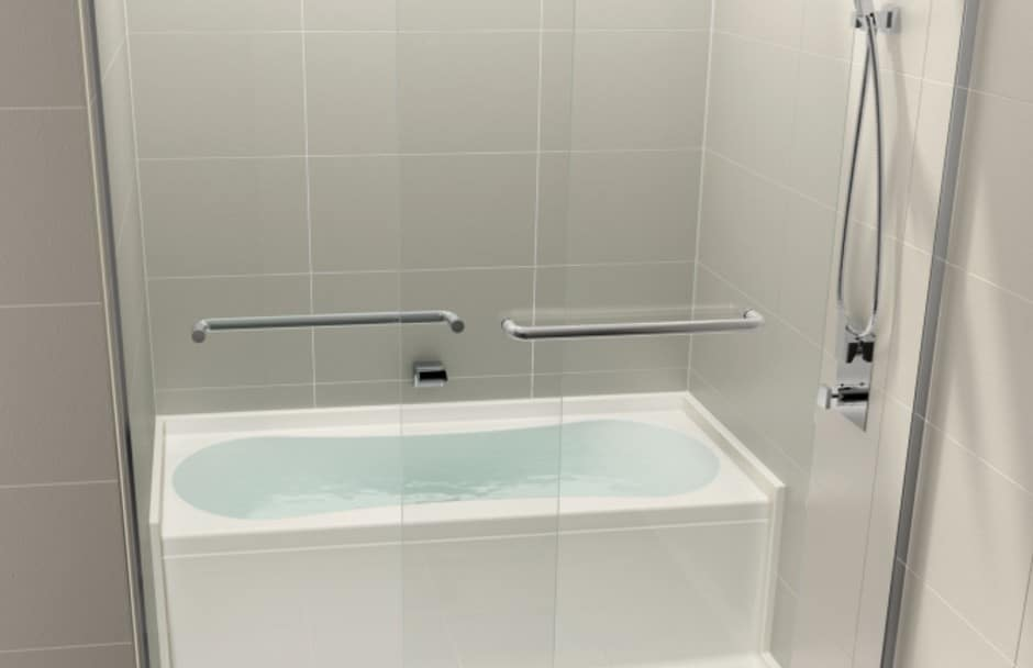 Aquabrass Bathtubs at TAPS bath showrooms