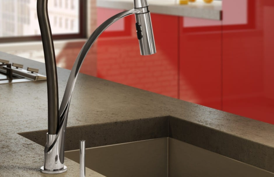 Aquabrass Kitchen Faucets at TAPS kitchen showrooms