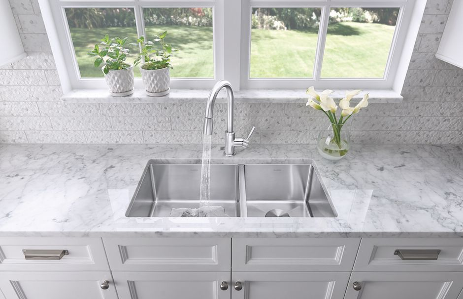 BLANCO Quatrus Kitchen Sink Design At TAPS Showrooms