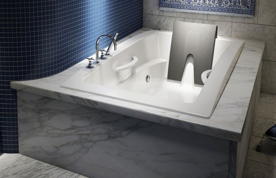 BainUltra Spa Bath Tub From TAPS Bath Showrooms