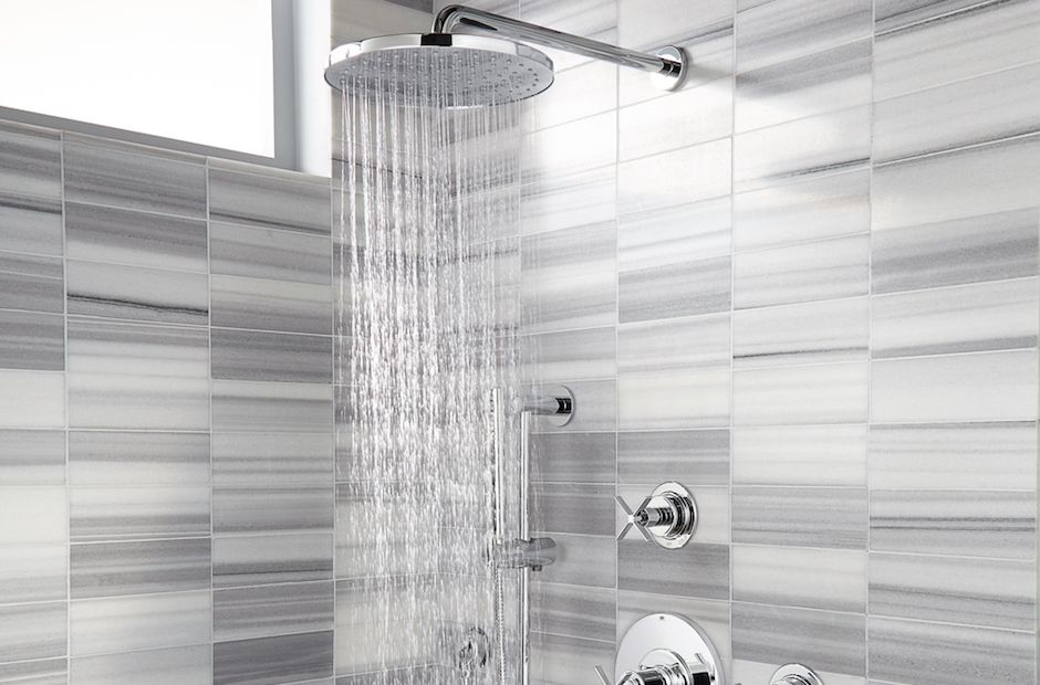 DXV Contemporary Shower Suite