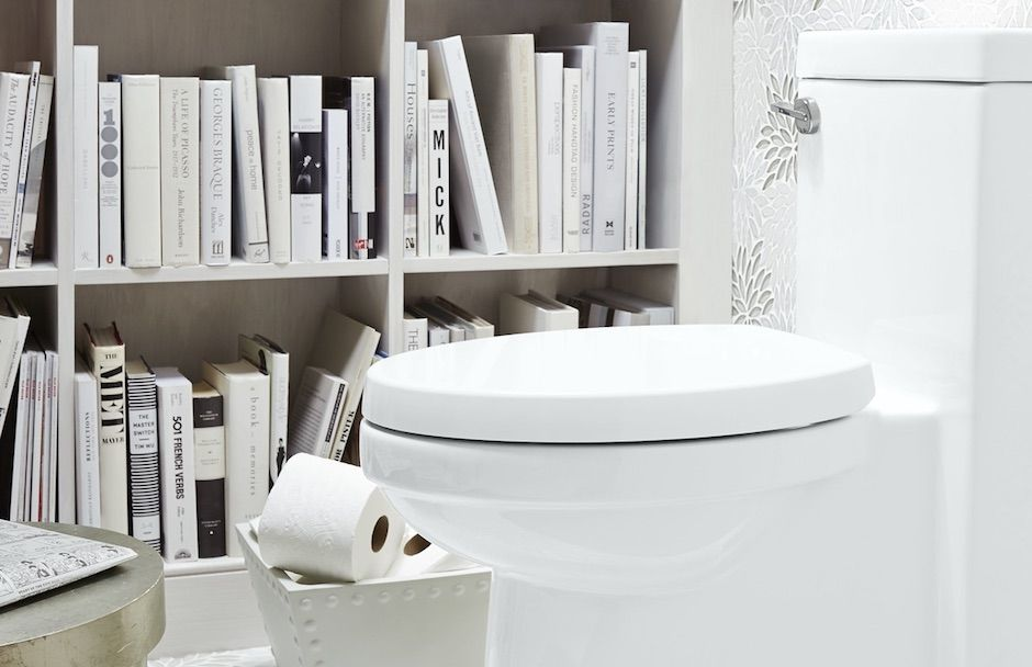 DXV By American Standard Cossu Toilet at TAPS