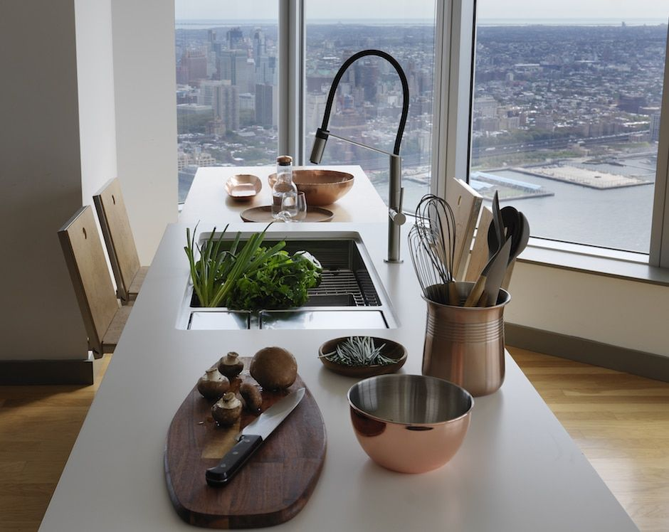 Franke Chef Centre Chillout Sink From TAPS Kitchen Showrooms