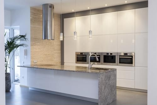 Neutral shades can help a kitchen look modern 16001529 40044146 0 14090019 500