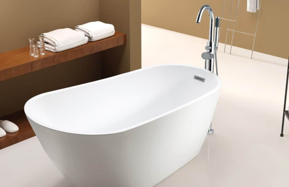 Produits Neptune Oval Freestanding Tub at TAPS Kitchen and Bath