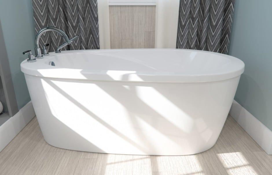 Produits Neptune Freestandting Tub at TAPS Bath and Kitchen Showrooms