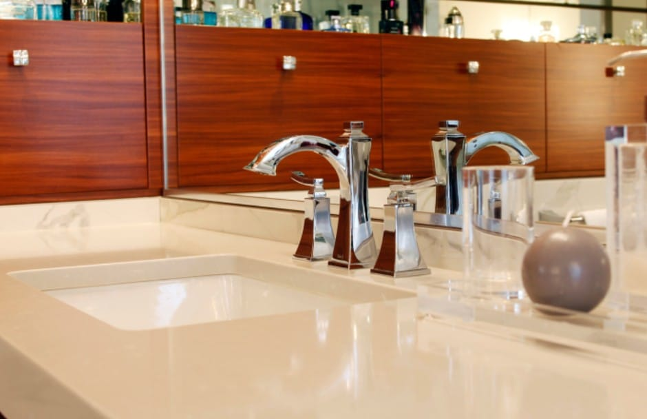 Riobel Bathroom Faucet and Sink at TAPS Bath and Kitchen Showrooms