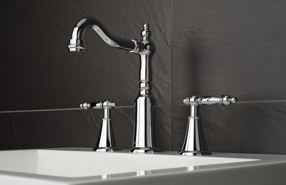 Rubi Faucet Handles Classic Design At TAPS Bath and Kitchen Showrooms