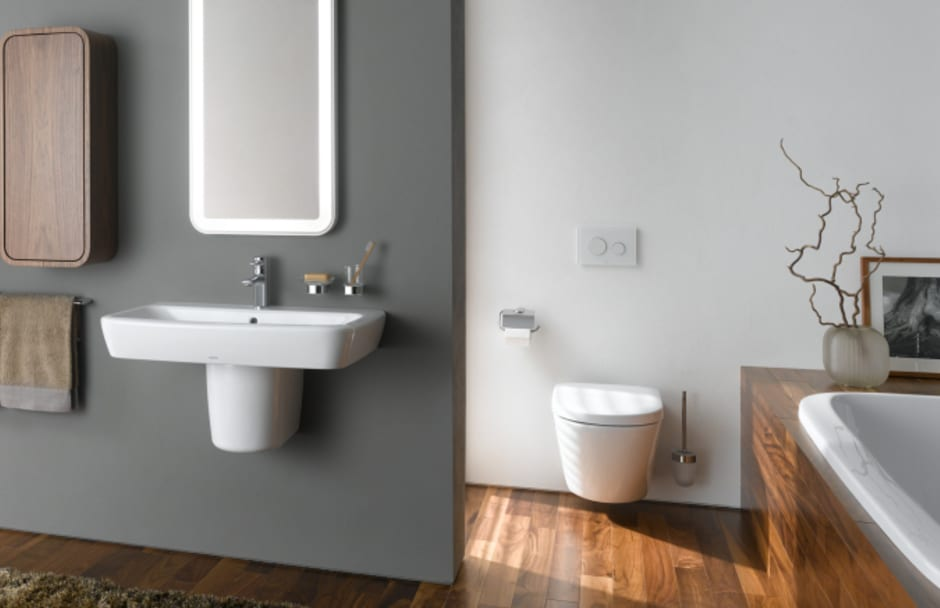TOTO Bathroom Sink Toilet and Tub at TAPS Bath and Kitchen Showrooms