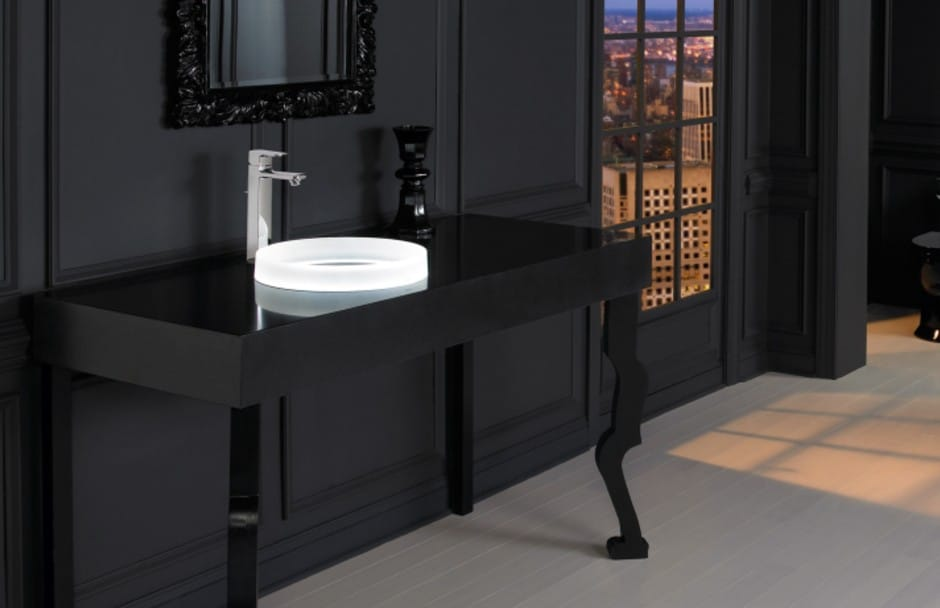 TOTO Sink and Vanity at TAPS Bath and Kitchen Showrooms