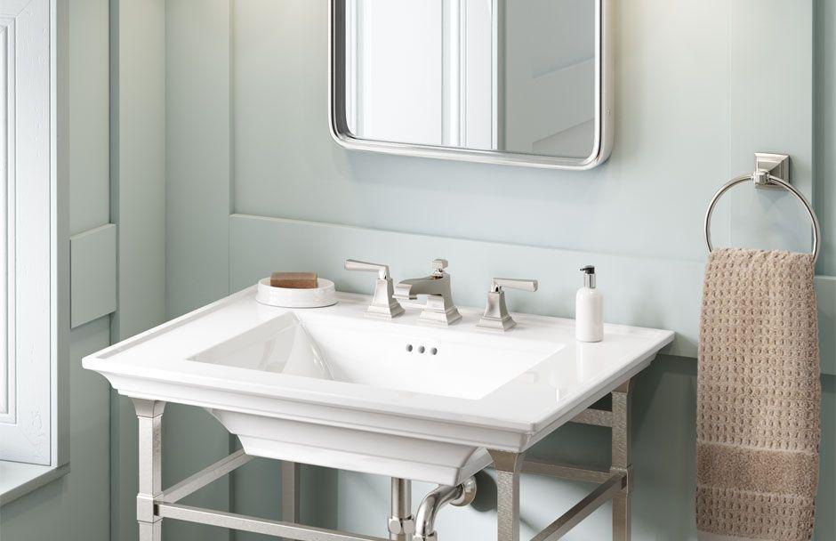 American Standard pedestal sink
