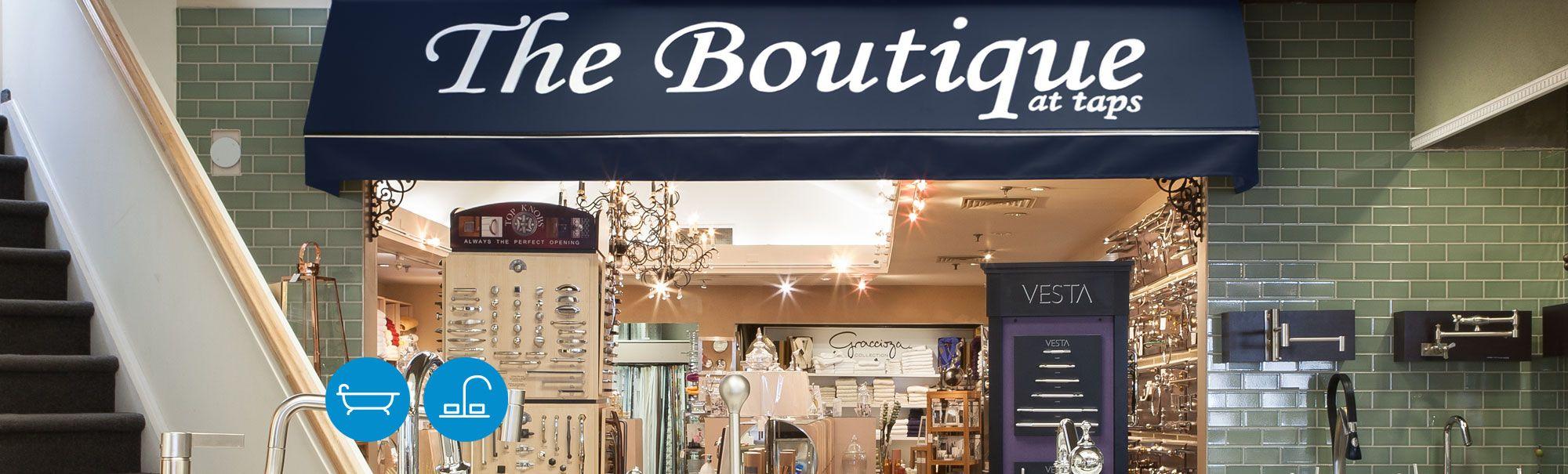 banner boutique