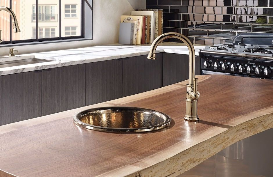 Brizo Kitchen Sink Faucets At TAPS bath showrooms