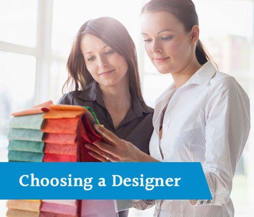 choosing a designer