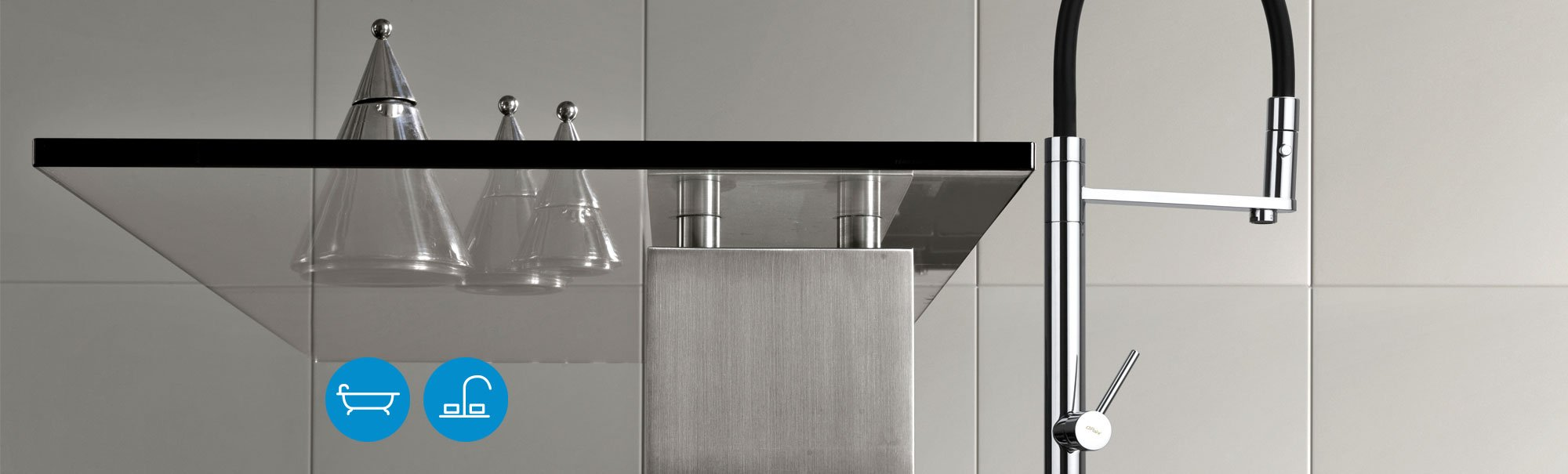 Bathroom Inspiration for Sinks and Faucets