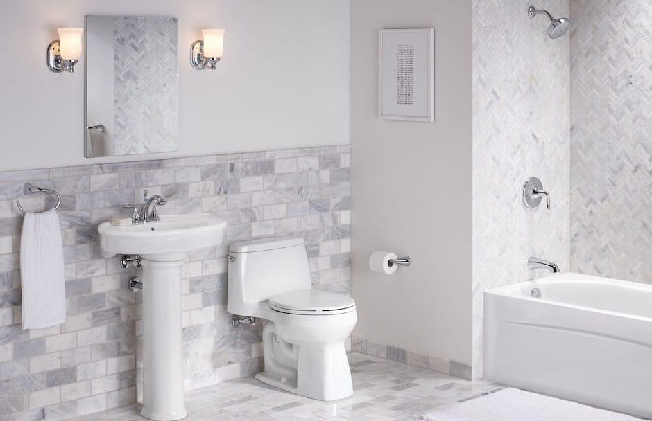 Kohler Bathroom Series At TAPS Bath and Kitchen Showrooms