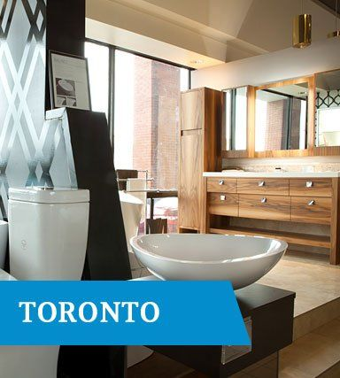 TAPS Toronto featuring bathroom sinks