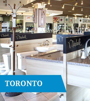 TAPS Toronto featuring faucets